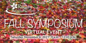 2021 Fall Symposium logo