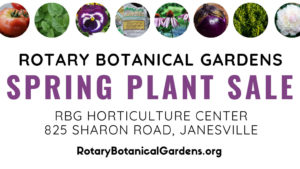 2021 Spring Plant Sale