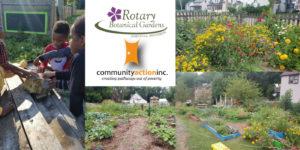 Merrill Community Sharing Garden