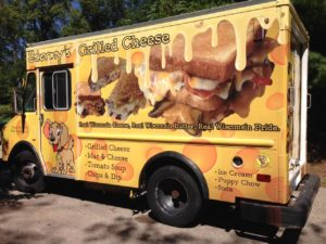 Stormy's Grilled Cheese Truck